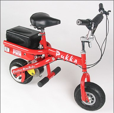 Pukka Electric Minibike