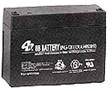12 volts battery