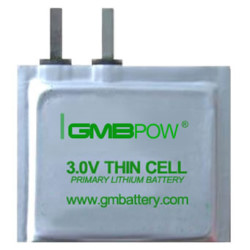 ultrathin lithium polymer batteries