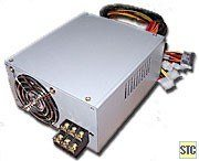 DC Input ATX style power supply, 48 volts input, 750W