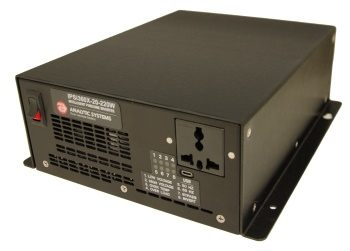 High voltage input Pure Sine Wave Inverters  360VA