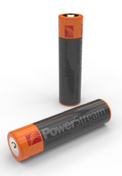 supercell Double C 3.6 volt lithium battery