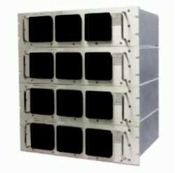 6000VA 3-phase inverters (24VDC 48VDC, 125VDC, or 250VDC) to 208 VAC