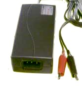 Desktop Charger for NiCad and NiMH Packs, 10 cells