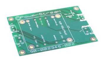 circuit board to mount the DMW75S-05