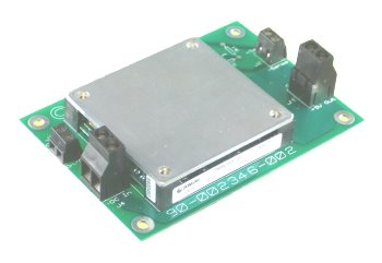 Complete circuit board assembly