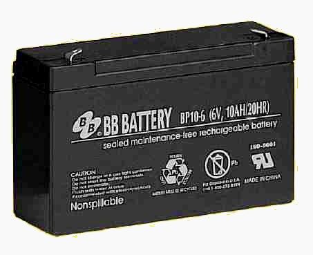 BP10-6 BB Battery genuine