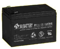 BP12-12 genuine BB SLA battery