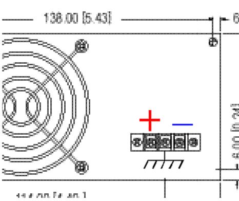 320 watt 24v dc input pc atx power supplies 24 volt input