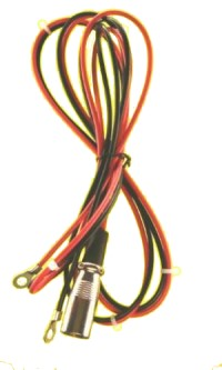 Charge cable, XLR type