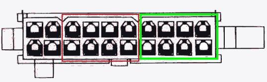 Dell DA-2 power (plug) modified to fit custom/premade cable – 5 5