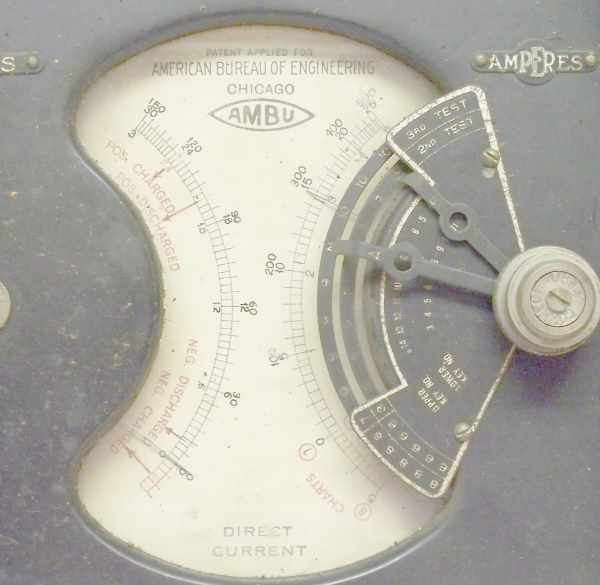 Close up of the dial, click to see in full resolution