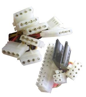 current ATX connector assortment