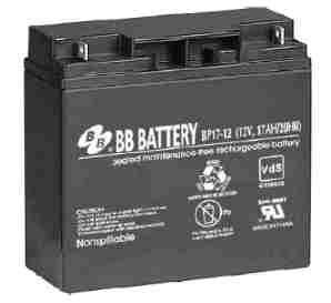 Genuine BP17-12 BB Battery