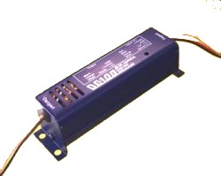10 Amp (back) and 15 Amp (front) 24 volt to 13.8 Volt DC/DC Converters