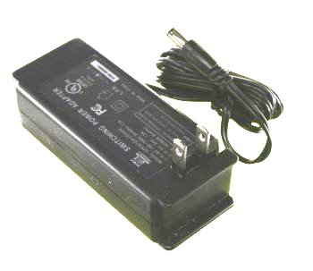 5 volt, 20 watt 4.0 amp low voltage switching power supply, wall mount
