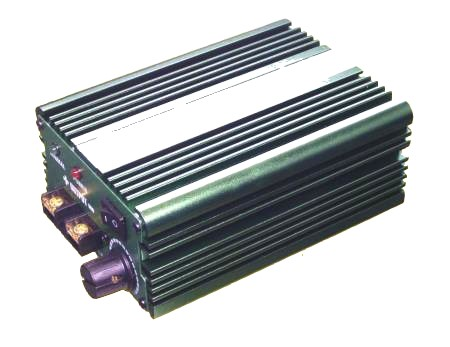 12 volt to 4 volt DC/DC converters for hydrogen generation