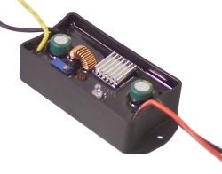 Robust adjustable 5A DC/DC buck converter, wide input range