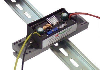 DC/DC boost converter, input 2 9V to 32V, output 5V to 36V