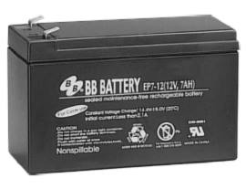 EP7-12 Genuine BB Battery