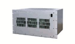 3000VA single phase to 3 phase AC/AC frequency converter