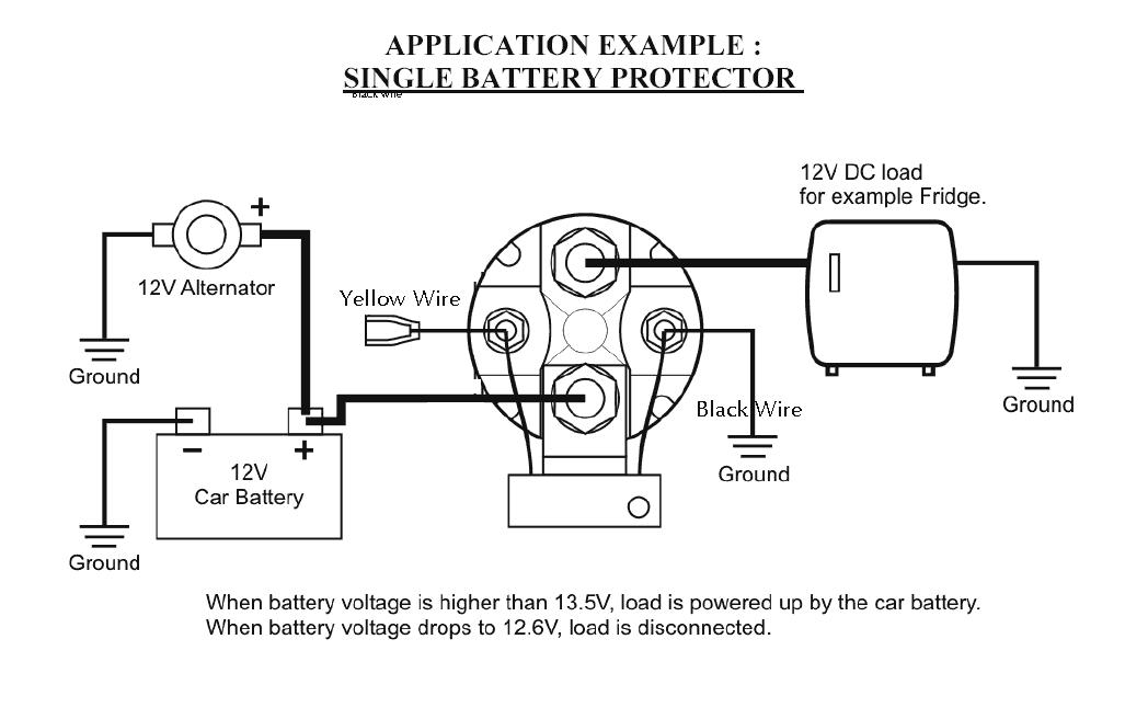 battery isolator wiring diagram gmc truck robust  inexpensive 12v 150 amp smart    battery       isolator    and  robust  inexpensive 12v 150 amp smart    battery       isolator    and