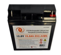 12V 22AH Lithium Iron Phosphate lead acid replacement