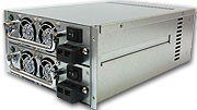 redundant industrial PC ATX power supply with 12VDC input
