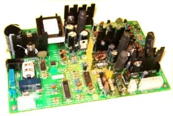 Universal input, multi-output battery back up power supply