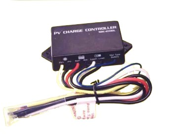12 Volt Solar Panel Battery Charge Controller