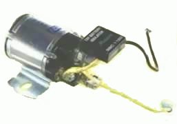 12 volt battery isolator with hybrid technology